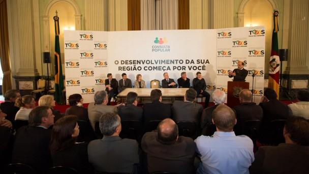 Consulta Popular 2016-2017 tem como prioridade projetos para o desenvolvimento regional